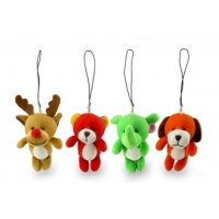 Key Chain Factory wholesale cheap mini cute plush toy key chain