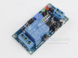 China 12V Power-OFF Delay Relay Module Delay Circuit Module on sale