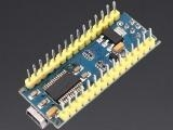 China ICStation ATMEGA328 Nano V3.0 Board Compatible with Arduino on sale