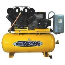 China EMAX 25-HP 120-Gallon Two-Stage Air Compressor (460V 3-Phase) on sale