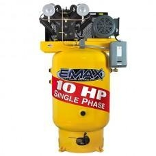 China EMAX 10-HP 120-Gallon V-4 Two-Stage Air Compressor (230V 1-Phase) on sale