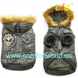 China Pet House Winter Dog Jacket on sale
