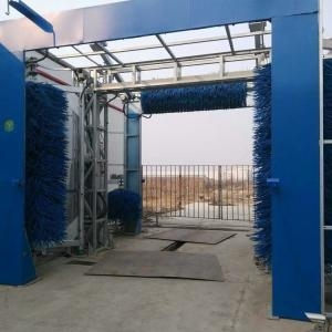China Drive Through Bus And Truck Wash Machine on sale