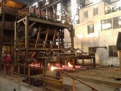 China Square Billets / Round Billets Continuous Casting Machine on sale