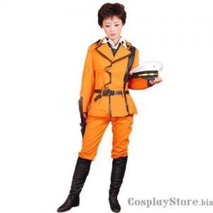 China Code Geass:Lloyd Asplund Cosplay Uniform Costume on sale
