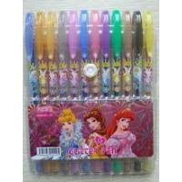 BP style fruit scent 16 colors glitter gel pen