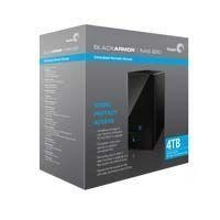China 4TB Seagate BlackArmor NAS 220 Network Attached Storage Server Drive (2 x 2 TB) 4 TB on sale