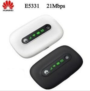 China Huawei E5331 E5332 3G Portable SIM Wireless WiFi Router on sale