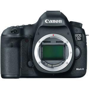 China Canon EOS 5D Mark III Digital Camera Body on sale