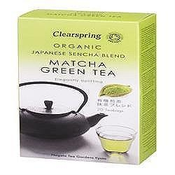 China Clearspring Matcha Green Tea 20 x 2g on sale