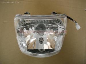 China Hero Honda headlights on sale