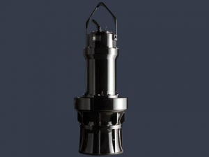 China QZ submersible axial flow pump on sale