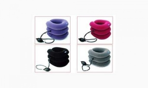 China Neck Traction/ Air Neck Cervical Traction on sale