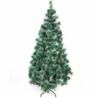 flocked artificial christmas tree snow