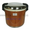 China Taiwan cattle 88 electronic insulation rice cooker / thermal insulation pot (wood) for sale
