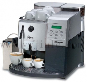 Quality Italy Saeco Royal Cappuccino Royal classic type fully automatic coffee machine for sale