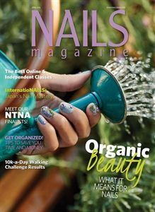 China NAILS Magazine - April 2016 on sale