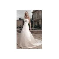 Casablanca Bridal Wedding Dress - style 1791