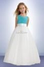 China Bill Levkoff Flower Girl Dress - style 52101 on sale