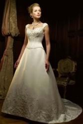 China Casablanca Bridal Wedding Dress - style 1660 on sale