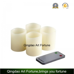 China LED candle with remote control on sale
