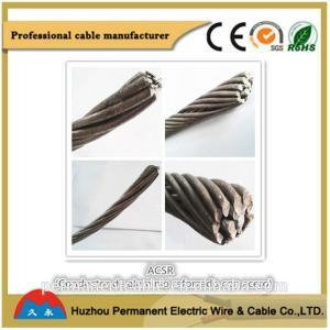China acsr aluminum conductor steel reinforced Acsr Aluminum Conductor Steel Reinforced Power Cable on sale