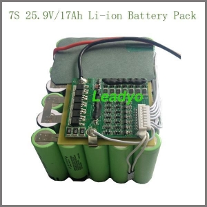 China 7S 25.9V Electric Medical Devices Battery Pack/LY-L07S005-126 on sale