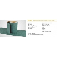ABRASIVE CLOTH ZK326X ABRASIVE CLOTH ROLL FOR STAINLESS STEED