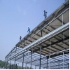 China airport steel structure for sale