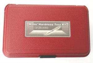 China Moh Hardness Kit Concrete & Stone Hardness Tester Tool on sale