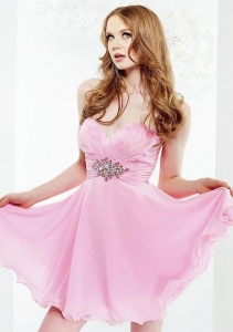 China Attire Skirts In Stock Revelry Pastel New Years Babydoll on sale