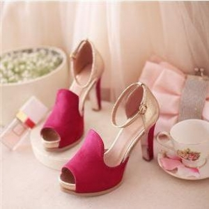 China Bridal Shoes Sandles Rubber Soled Locked Designers Ballroom Dance on sale