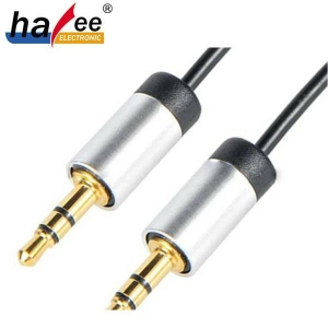 China 3.5mm Minijack Male To Male Cable on sale