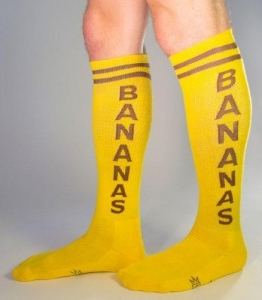 China Bananas Socks on sale