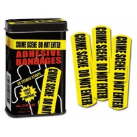 China Crime Scene Band Aids on sale