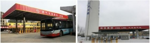 China LNG/LCNG Refueling Station on sale
