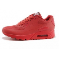 Advanced Technology Hyperfuse Nike Air Max 90 QS Independence Day USA Sport Red 613841 660