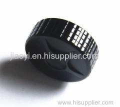 China Precision machining bow aluminum knob on sale