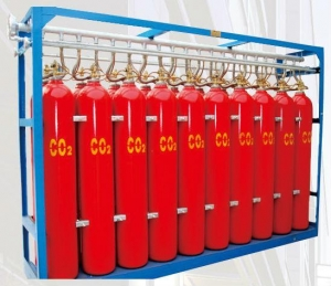 China EU standard price carbon dioxide gas CO2 GAS CYINDERS on sale