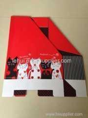 China A4 size paper magazine holder on sale