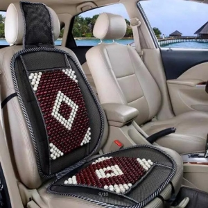 China wooden bead car seat cover on sale