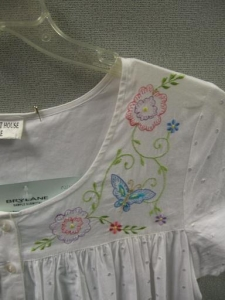 China Night Gown on sale