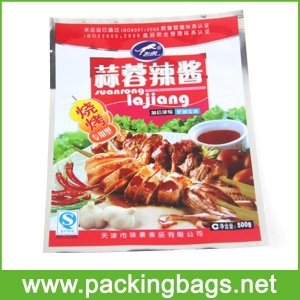 China colored plastic packaging for food supplier on sale