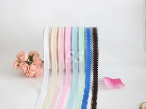 China Stitched Grosgrain Ribbon on sale