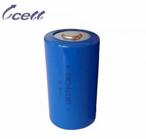 China Lithium Battery ER34615M 3.6V High power type on sale