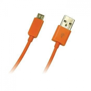 China CP-UC554ORProlInks Style-Series USB to Micro-USB Cable - Orange on sale