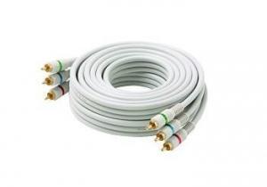 China PK-254-512IVSteren 12ft 3-RCA Component Video Cable on sale
