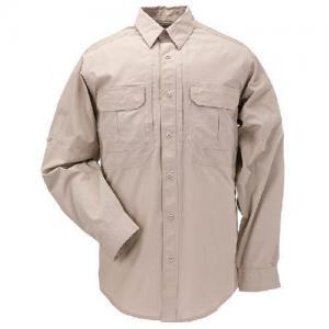 China 5.11 TACTICAL Taclite Pro Long Sleeve Shirt TDU Khaki5-72175162L on sale