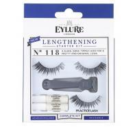 Eylure Lengthening No. 118 Starter Kit Lashes
