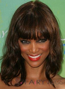 China Dynamic Feeling from Medium Sepia Indian Remy Hair Wigs for Black Women on sale